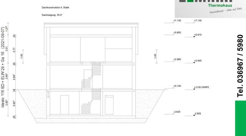 Mihm-Thermohaus_Idealo116SD+ELW29+Ga16_Schnitt-B